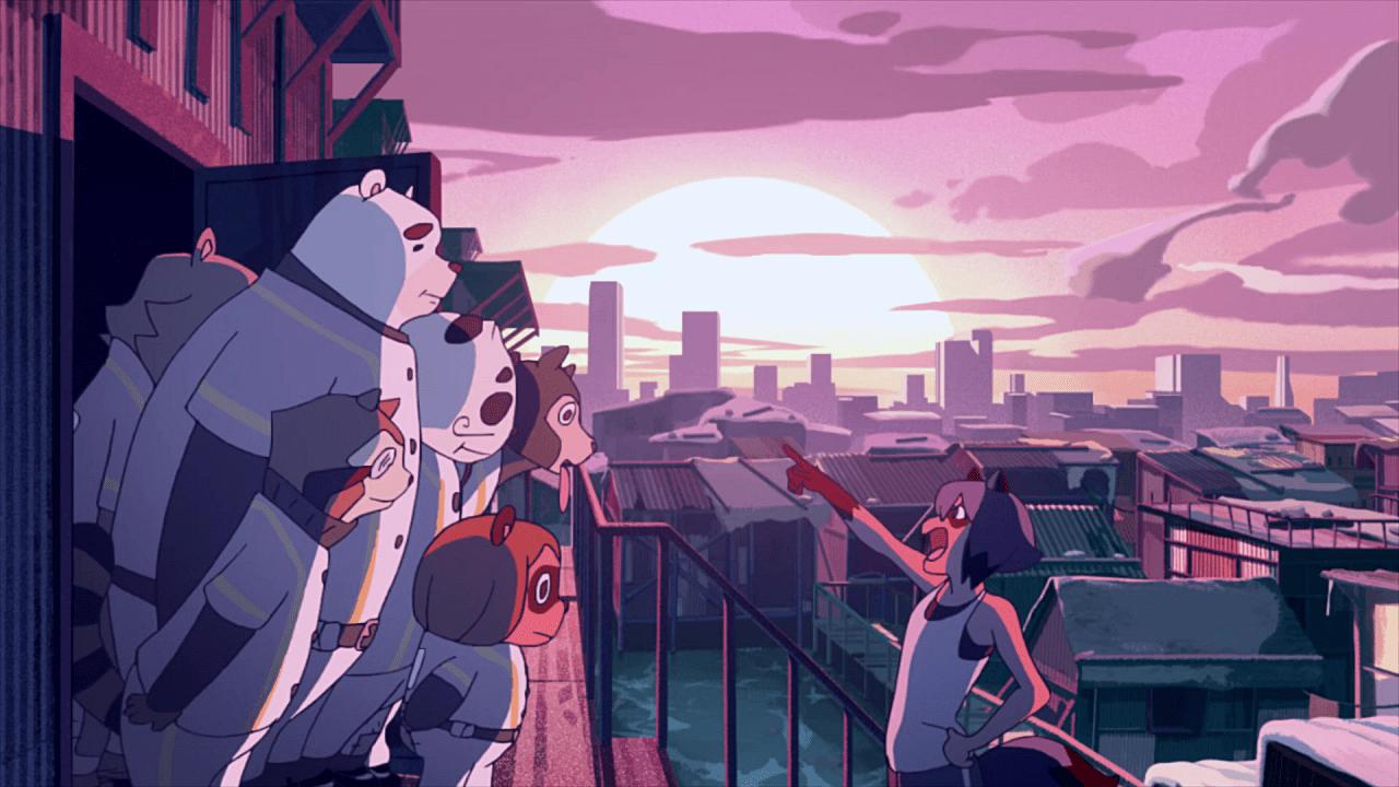 BNA: Brand New Animal Episode 5 Gallery - Anime Shelter